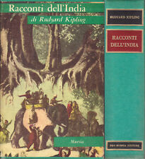 Rudyard Kipling, RACCONTI DALL'INDIA - Mursia 1963