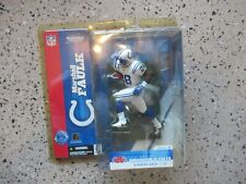 Marshall Faulk Indianapolis Colts McFarlane Unopen Action Figure Series 7