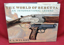 The World of Beretta, An International Legend, Limited Edition, Signed
