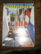 Bateaux N° 197 1974 Lorient Nautor Installation moteur Draco 2500 Tissus America