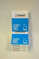 Polaroid Impossible 600 Color Film f/Polaroid 600 Cameras 4 packs new version