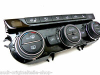 VW GOLF SPORTSVAN Clima Control De Clima Panel AIRE acon. 5g1907044f