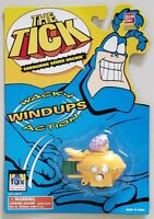 THE TICK SUBMARINE SEWER URCHIN WACKY ACTION WINDUPS