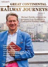 Great Continental Railway Journeys Series 4 Season Four New DVD