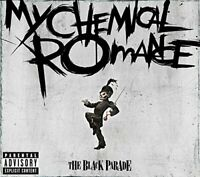 My Chemical Romance - The Black Parade - My Chemical Romance CD ZUVG The Fast