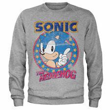 Licence Officielle Sonic-jeu sur depuis 1991 tee-shirt Homme S-XXL tailles