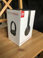 Beats By Dr. Dre Solo3 Wireless Headphones - Black, New Sealed Boxed RRP: 249.99