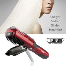 New Split Ender PRO 2 Cordless Split End Hair Trimmer by Talavera (RED)