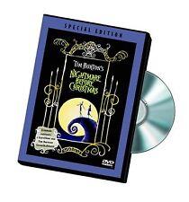 Walt Disney Nightmare Before Christmas von Henry Selick / Tim Burton DVD
