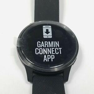 Garmin Venu Black Slate Amoled GPS WIFI Sports watch Running New No Box men's