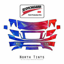 PreCut 3M Scotchgard Paint Protection Clear Bra for Nissan Titan XD 2016-2018