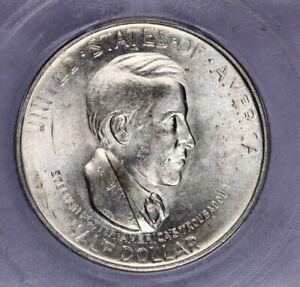 1936-S 1936 Cincinnati Music Center Half Dollar ICG-MS64+