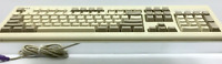 Vintage Dell QuietKey PS2 Keyboard RT7D5JTW TESTED **FAST SHIPPING**