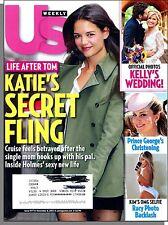 US Weekly - 2013, November 4 - Life After Tom: Katie Holmes Secret Fling!