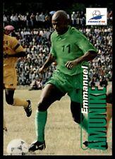 Panini France 98 Card - Emmanuel Amunike Nigeria No. 41