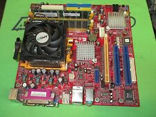 Biostar GeForce 6100-M9, Socket 939, AMD Motherboard, Sempron 3200+, 512MB RAM