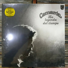 CAMARON ' LA LEYENDA DEL TIEMPO ' LP LIMITED   180 GRMS RSD  BLACK FRIDAY 2019