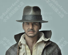 1/6 scale Indiana Jones Harrison Raiders of the Lost Ark head sculpt Normall Ver