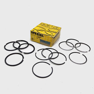 Series Rings Bands Pistons Std Renault R4 - R5 - Rodeo GOETZE For 7701467679
