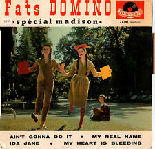 """FATS DOMINO   EP  POLYDOR   """" SPECIAL MADISON """"   [France]"""