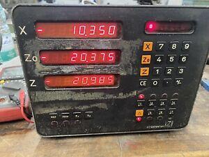 3 Achsen Zähler 773 Digitalanzeige von Heidenhain
