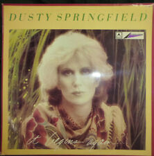 DUSTY SPRINGFIELD : It Begin's Again.. ORIGINAL VINYL RECORD (Summit 1980) VGC