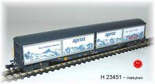 "Hobby train 23451- SBB Habils ""aproz/Migros"" Freight car"