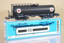 Märklin 4650 Vagone cisterna ESSO 005 1 287-9 DB inutilizzato