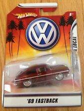 Volkswagen Red Diecast Racing Cars