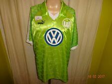"VfL Wolfsburg Original Puma Heim Trikot 1997/98 ""VW"" Gr.XXL TOP"