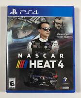Nascar Heat 4 (Sony Playstation 4) PS4 - Fast Free Shipping
