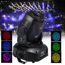 60W 3 Prism LED Spot Moving Head Light Facet DMX 14Ch DJ Stage Party Show Club