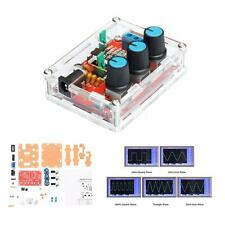 XR2206 Function Signal Generator DIY Kit Set Sine/Triangle/Square Wave US K1N2