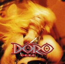 DORO - Live  [Re-Release] CD