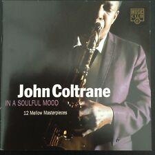 JOHN COLTRANE: IN A SOULFUL MOOD  CD  12 mellow masterpieces
