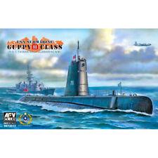 AFV CLUB #SE73513 1/350 Guppy II Class Submarine
