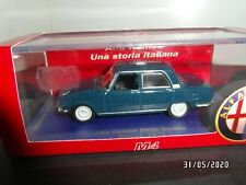 "Alfa Romeo 2000 Berlina ""Polizia"" 1971  M4 1:43"