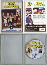 Vintage 1980 - DVD vidéo ''TOM SAWYER'' Volume 7 : épisodes 20 à 22
