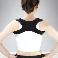 SHIWEI ® Schultergurt Rückenbandage Haltungskorrektur Rückengürtel Geradehalter