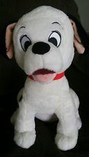 "Disney Store Exclusive 101 Dalmatians Puppy Lucky Plush 12"" Dog Stuffed Animal"