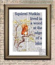 Wood Animals Art Prints