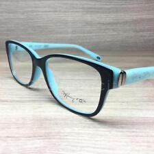 4c0bdcdd31 Tiffany   Co. TF 2084-F 2084 Eyeglasses Black Turquoise 8163 Authentic 55mm