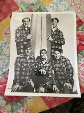 The Beach Boys 8x10 Photo