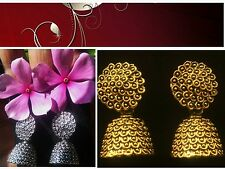Beautiful Stylish Designer Fashion Latest Combo Jhumki Earrings For Women Girls