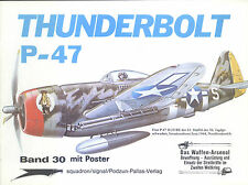 Waffen-Arsenal Band 30 Thunderbolt P-47 mit Poster