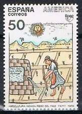 Spanje postfris 1989 MNH 2915 - Indiaanse Bewoners
