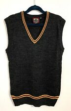 QUALITY HARRY POTTER GRYFFINDOR  PULLOVER VNECK SWEATER  VEST COPLAY HALLOWEEN