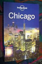 CHICAGO (USA) - pull-out map - Top sights in full detail # 2014 LONELY PLANET