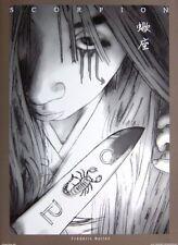 Affiche BD BOILET Scorpion 50x70 cm