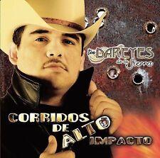 NEW - Corridos De Alto Impacto by Los Dareyes De La Sierra